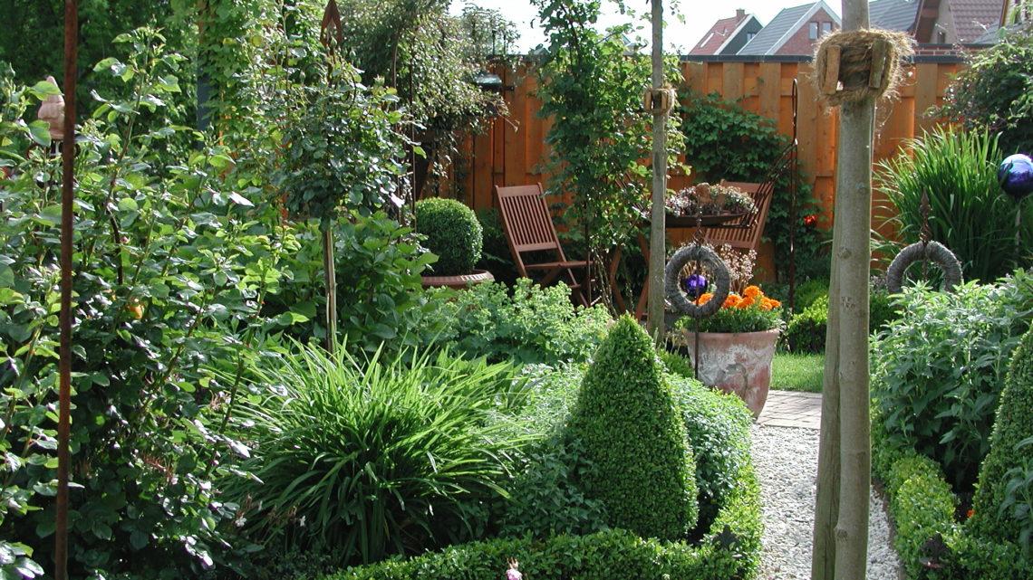Gartengestaltung/Beratung